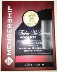 father-mcgivney-award